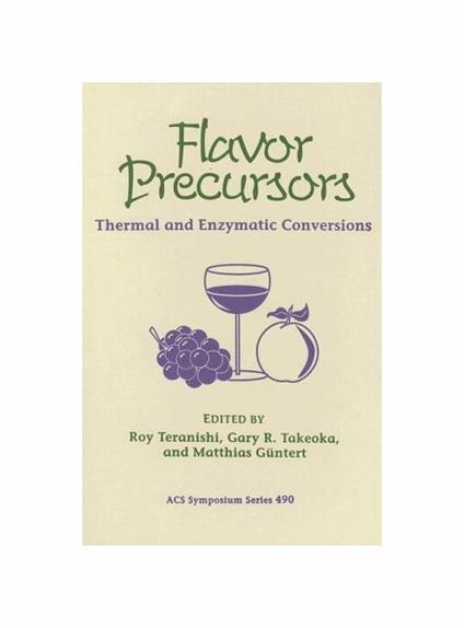 Flavor Precursors - copertina