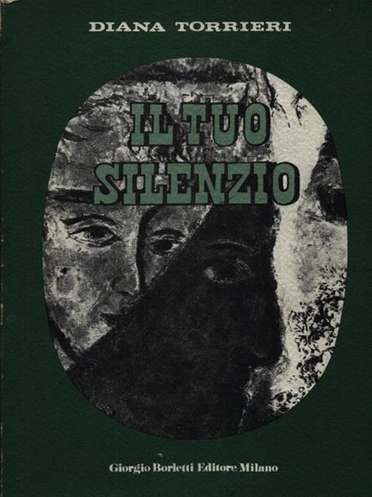 Il Tuo Silenzio - Diana Torrieri - copertina
