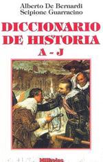 Diccionario de historia A-Z 3vv
