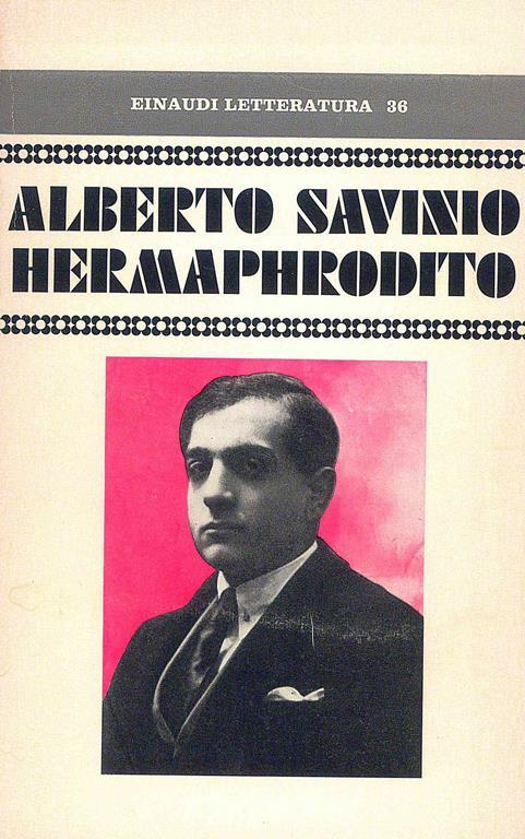 Hermaphrodito - Alberto Savino - 3