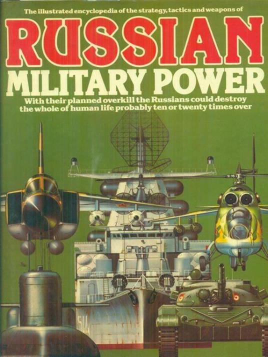 Russian military power - copertina