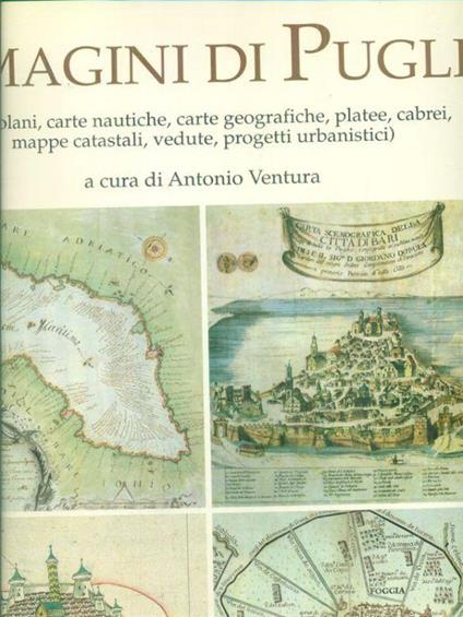 Immagini di Puglia - Antonio Ventura - copertina