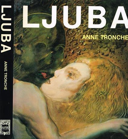 Ljuba - Anne Tronche - copertina