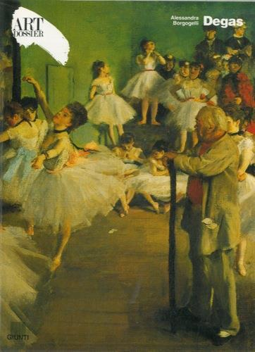 Degas - Alessandra Borgogelli - copertina