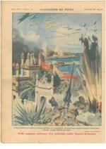 Il blocco dell'Oceano Indiano e l'attacco all'India sono incominciati : settantacinque aeroplani nipponici bombardano Colombo, capitale dell'isola di Ceylon