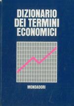 Dizionario dei termini economici