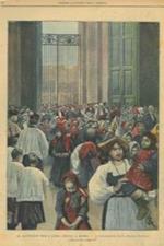 I pellegrini al Giubileo per l'Anno Santo a Roma