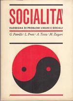 Socialità quaderni-annuali di problemi umani e sociali 1967
