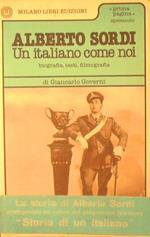 Un italiano come noi. Biografia, Testi, filmografia