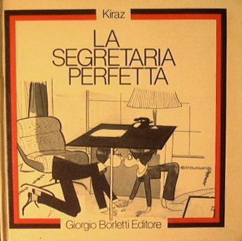 La Segretaria perfetta - Kiraz - copertina