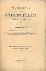 Elementi di statistica italiana