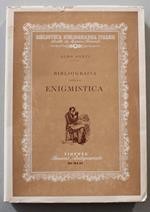 Biblioteca Bibliografica Italiana diretta da Marino Parenti. Bibliografia della Enigmistica