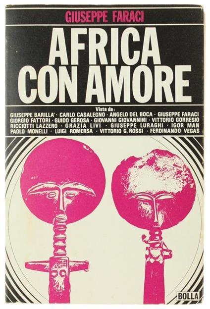 Africa Con Amore - copertina