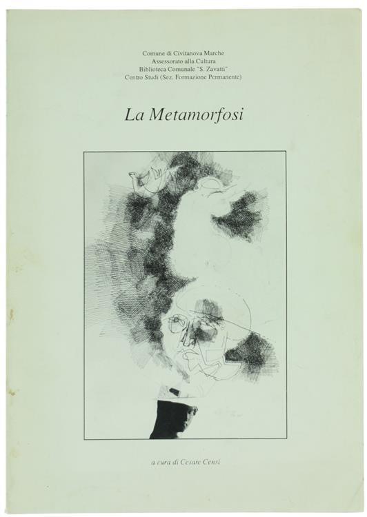 La Metamorfosi - copertina