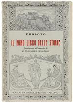 Il Sesto Libro Delle Storie. Introduzione e Commento Di Alessandro Manzoni