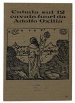 Cabala Sul 12. I Libretti di Mal'Aria 386