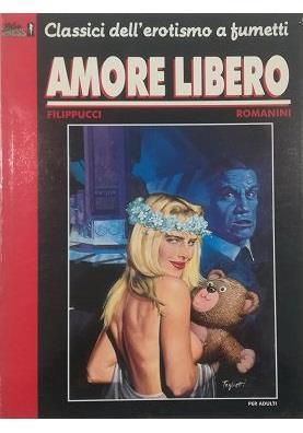 Amore Libero - copertina