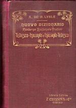 Nuovo Dizionario Moderno Razionale Pratico Tedesco-Italiano E Italiano-Tedesco
