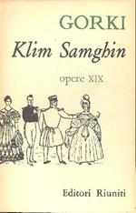 Klim Samghin. Prima edizione