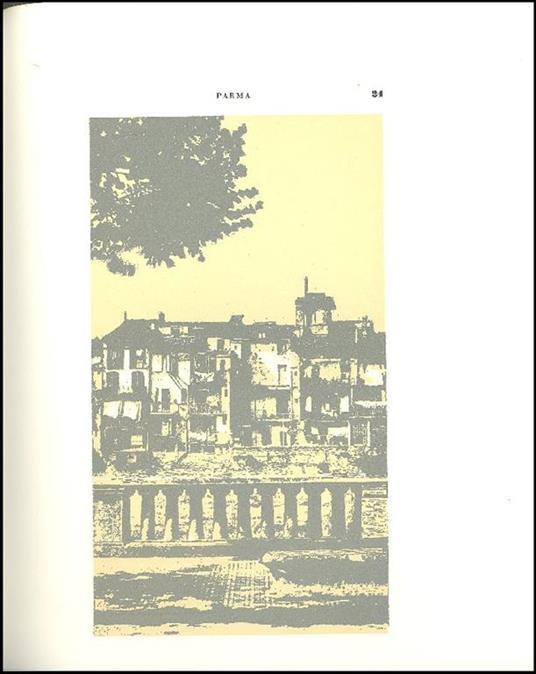Parma altera e gentile - Aristide Barilli - 2