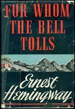For Whom The Bell Tolls. Prima edizione
