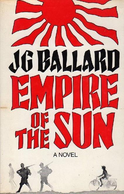 Empire of the sun - James G. Ballard - copertina