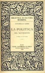 La politica del Settecento. Storia di un'idea