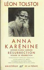 Anna Karénine Résurrection