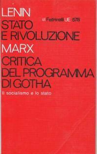 Stato e rivoluzione - Lenin - copertina