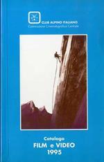 Film 16 mm e videocassette VHS: catalogo 1995: condizioni generali di noleggio