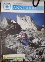 Annuario CAI Sezione Valellinese - Sondrio