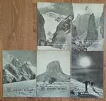 Rivista mensile del Club Alpino Italiano. A: LXXVI – 1957. N. 3-4, 5-6, 7-8, 9-10, 11-12