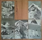 Rivista mensile del Club Alpino Italiano. A: LXXVIII – 1959. N. 1-2, 5-6, 7-8 (2 copie), 9-10, 11-12