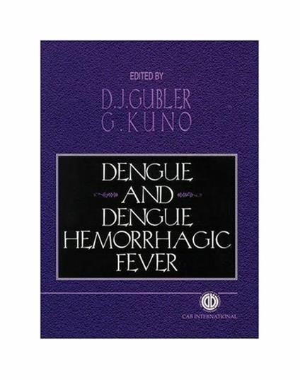 Dengue and Dengue Hemorrhagic F - Ana Fernandez-Sesma - copertina