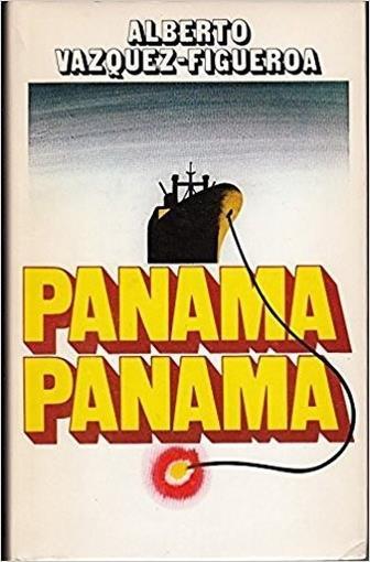 Panama Panama - Alberto Vázquez Figueroa - copertina