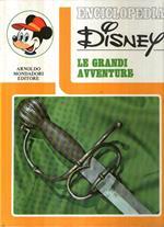 Enciclopedia Disney Le Grandi Avventure Vol 8