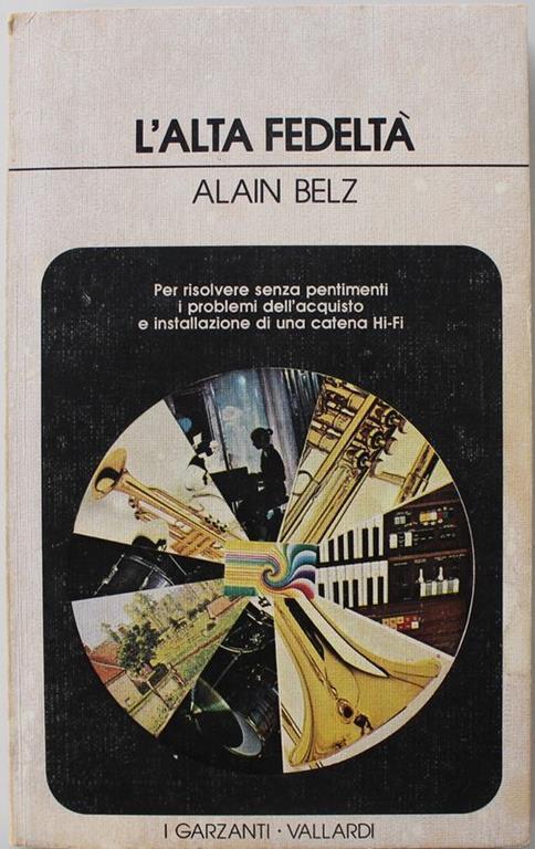 L' alta fedeltàAlain Belz - Alain Belz - copertina
