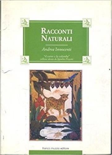 Racconti Naturali - Andrea Innocenti - copertina