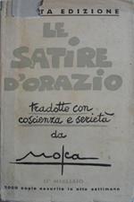 Le satire d'Orazio