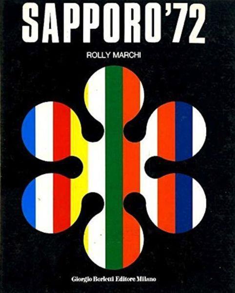 Sapporo 72 - Rolly Marchi - copertina