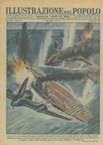 L' aviazione nipponica infligge durissime perdite alla marina americana