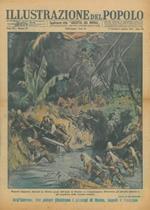 L' inferno di Pietrogrado. Il bombardamento non da tregua anche nella notte aeroplani germanici scendono a bassa quota per completare la distruzione di opere militari