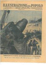 Schieramento di grosse artiglierie davanti a Stalingrado. La battaglia a Starlingrado è entrata ora in una nuova fase : non è più necessario che il resto della città venga espugnato dalle fanterie esso sarà sistematicamente demolito dalle artiglieri