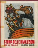 Storia delle rivoluzioni del XX secolo. Vol. I -II : Europa, vol. III : America, Africa, vol. IV : Asia. Introduzione di Eric Hobsbawn