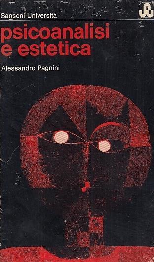 Psicoanalisi E Estetica - Alessandro Pagnini - copertina