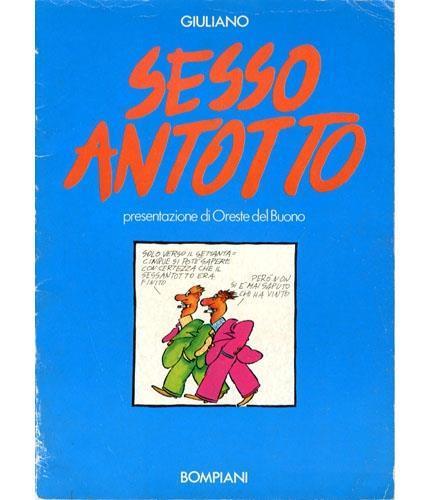 Sesso Antotto - Giuliano - copertina
