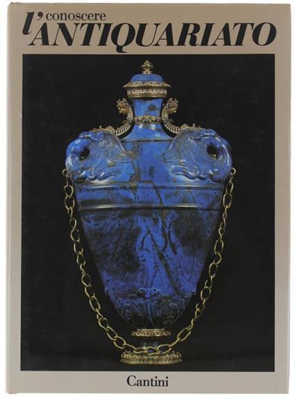 Conoscere l'antiquariato - Massimo Di Volo - copertina