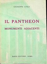 Il Pantheon e i monumenti adiacenti