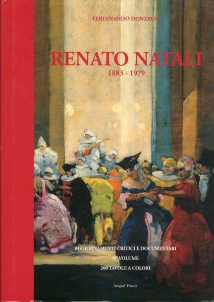 Renato Natali 1883-1979 - Ferdinando Donzelli - copertina
