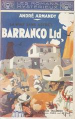 La Nuit sans astres. Barranco Ltd